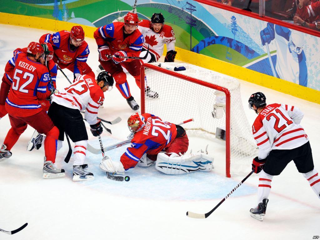 Хоккей с шайбой